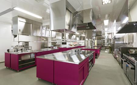 1Fレストラン実習室